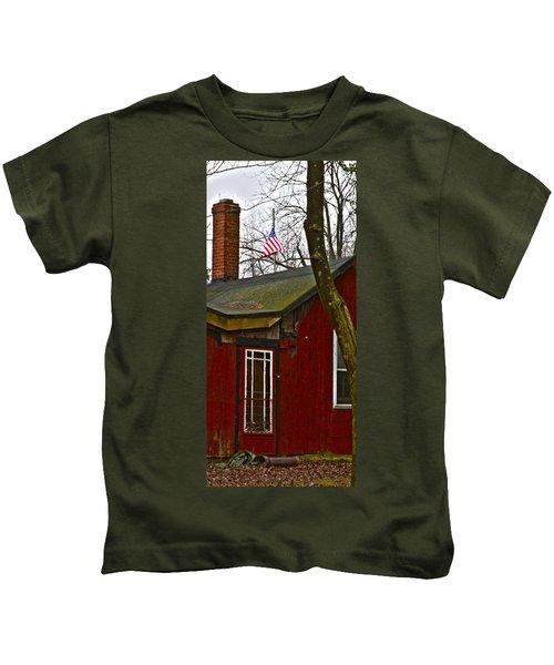 Silent December Memorial Kids T-Shirt