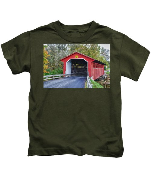 Silk Bridge 8258 Kids T-Shirt