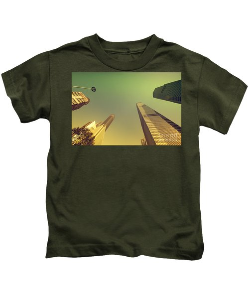Skyscraper Kids T-Shirt