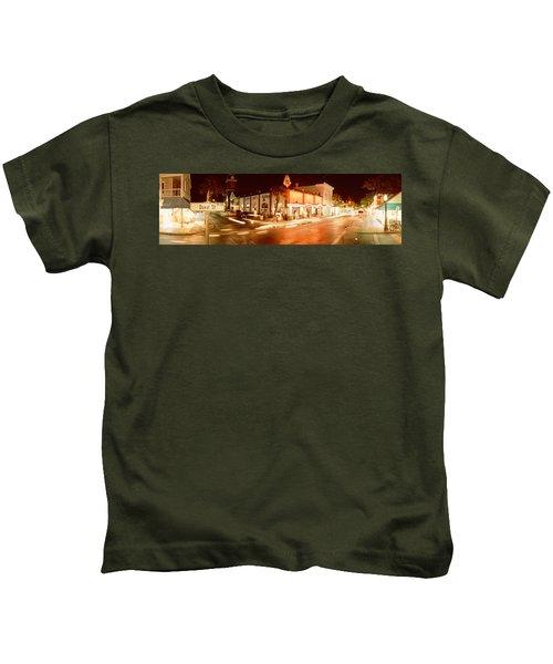 Sloppy Joes Bar, Duval Street, Key Kids T-Shirt