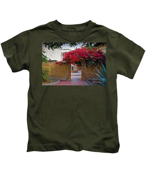 Spanish Mission Kids T-Shirt