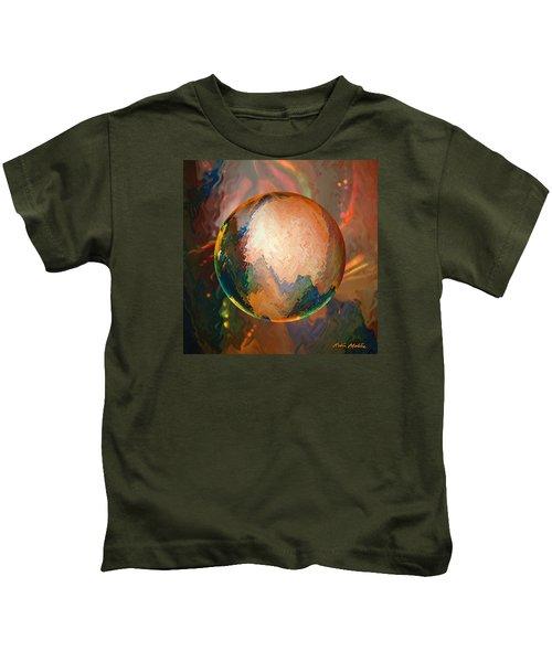 Sphering Lunar Vibrations Kids T-Shirt