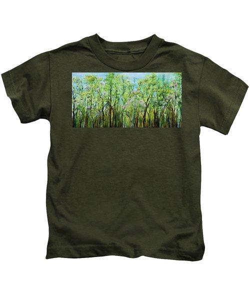 Spring Arpeggio Kids T-Shirt