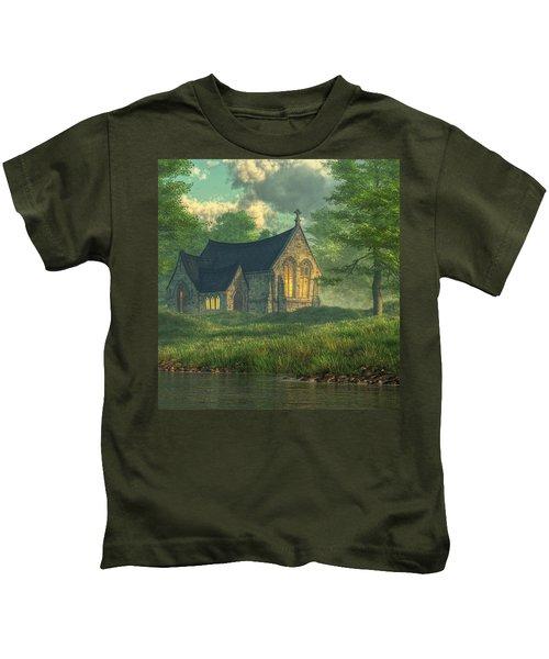 Spring Chapel Kids T-Shirt
