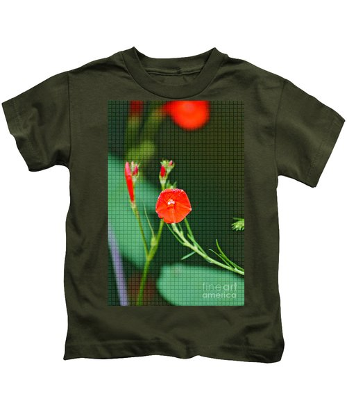 Squared Glory Kids T-Shirt