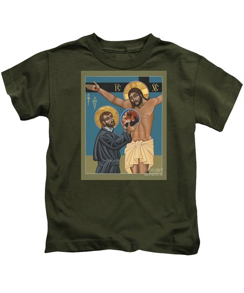 St. Ignatius And The Passion Of The World In The 21st Century 194 Kids T-Shirt