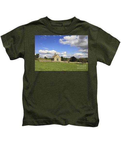St Oswalds Chapel Oxfordshire Kids T-Shirt