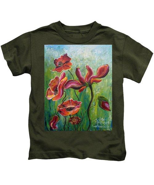 Standing High Kids T-Shirt