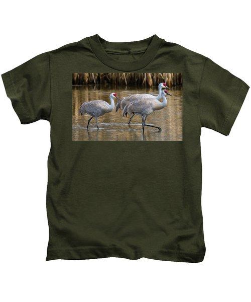 Steppin Out Kids T-Shirt
