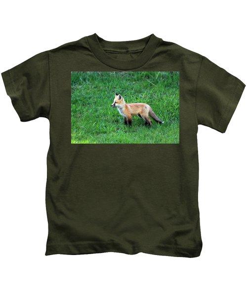 Still A Pup Kids T-Shirt