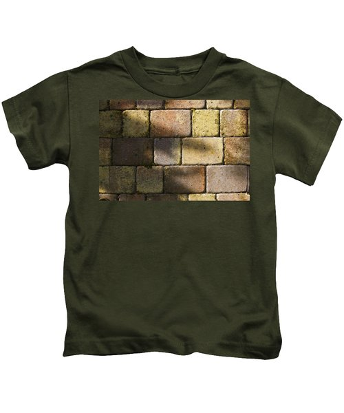 Stone And Light 04 Kids T-Shirt