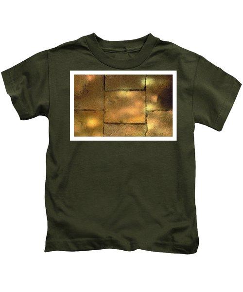 Stone And Light 08 Kids T-Shirt