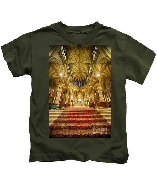 Stunning St Patricks I Kids T-Shirt
