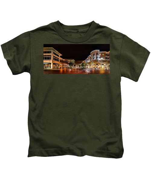 Sugar Land Town Square Kids T-Shirt