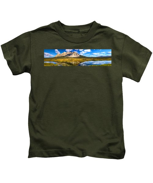 Sukakpak Reflection Kids T-Shirt