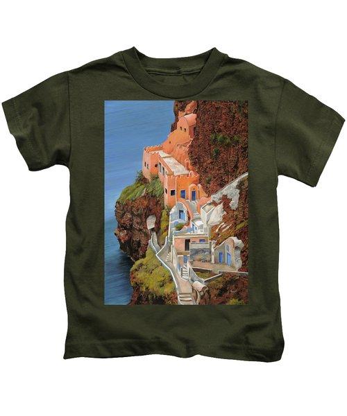 sul mare Greco Kids T-Shirt
