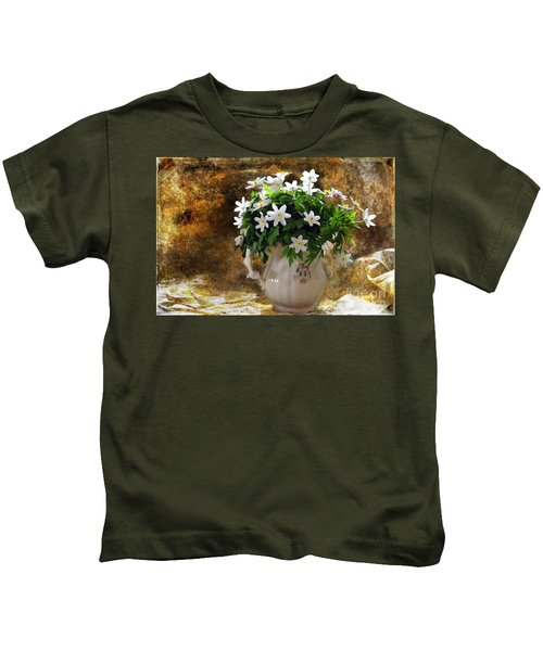 Spring Bouquet Kids T-Shirt