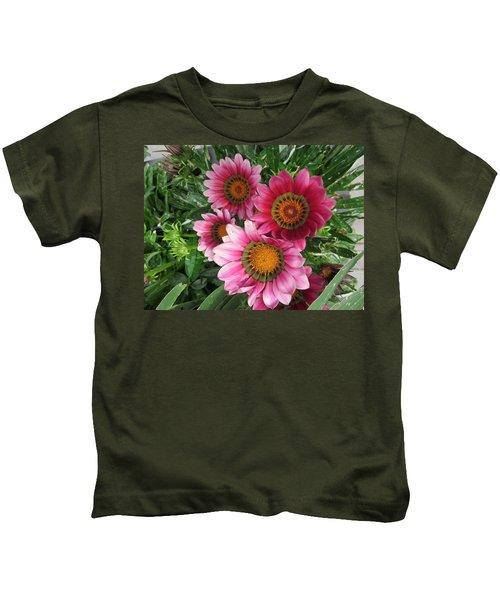 Summer  Full-blown Kids T-Shirt