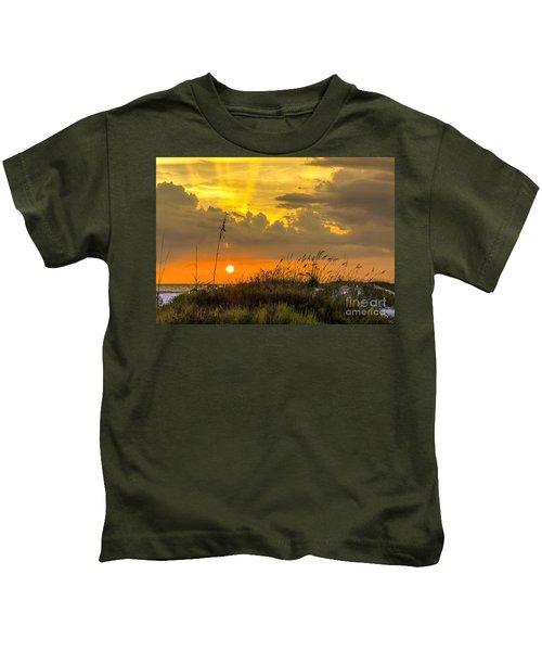 Summer Sun Kids T-Shirt