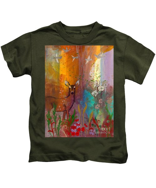 Sun Deer Kids T-Shirt