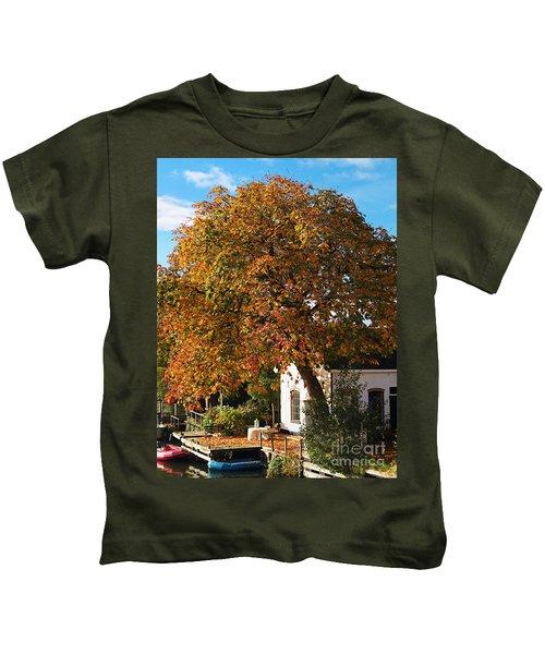 Sun Leaves Kids T-Shirt