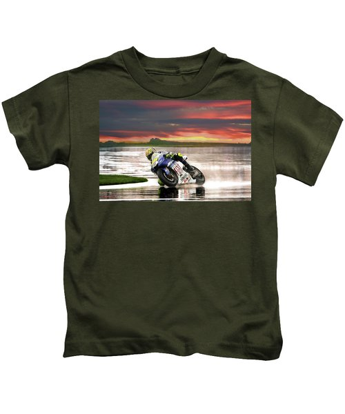 Sunset Rossi Kids T-Shirt
