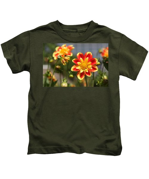 Sunshine Flower Kids T-Shirt