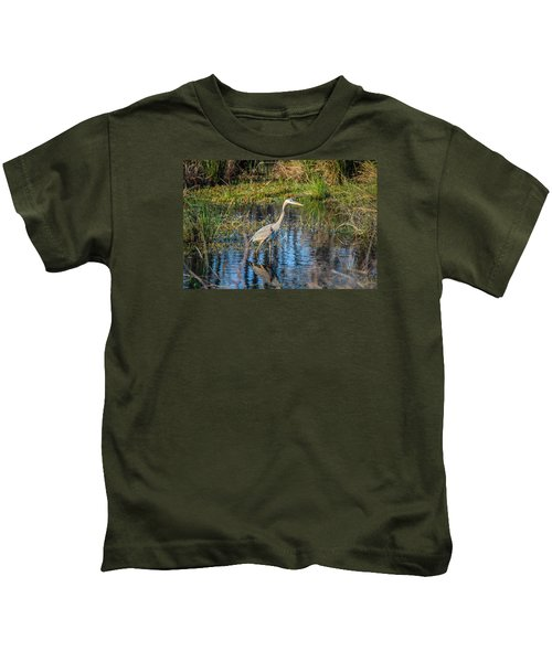 Surprise On The Trail Kids T-Shirt