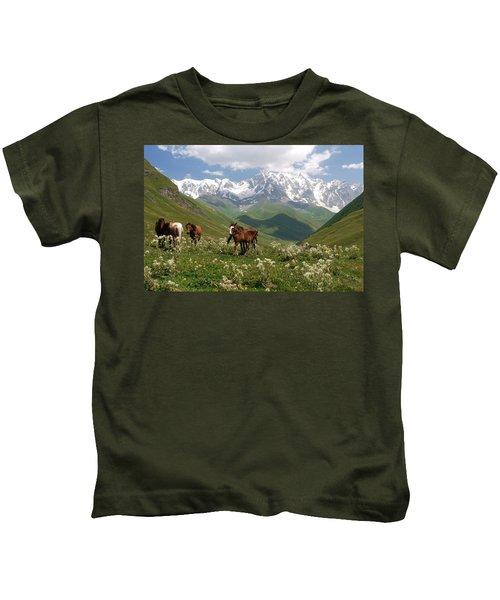 Svaneti  Kids T-Shirt