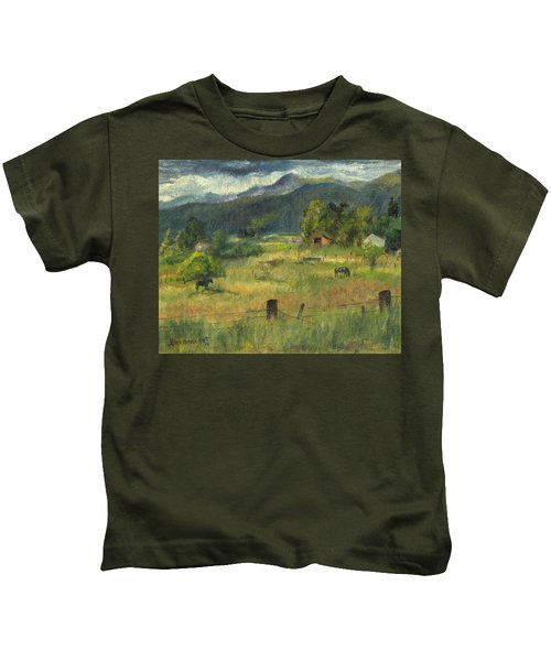Swan Valley Residents Kids T-Shirt