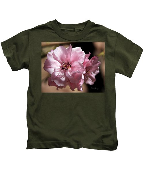 Sweet Blossoms Kids T-Shirt