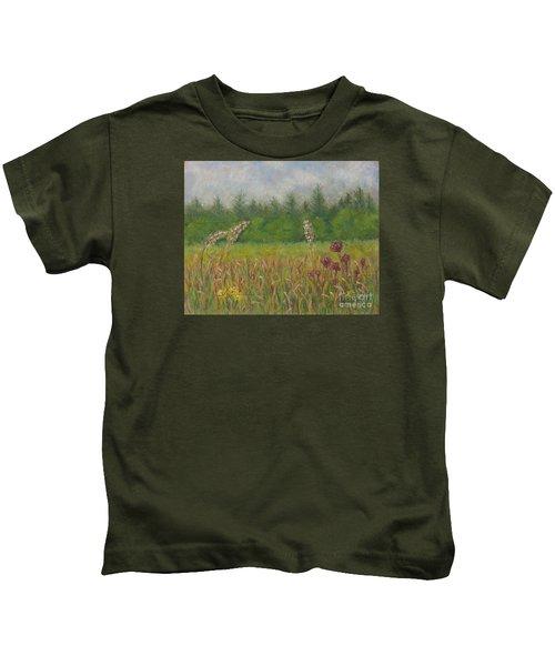 Calm Culloden Kids T-Shirt