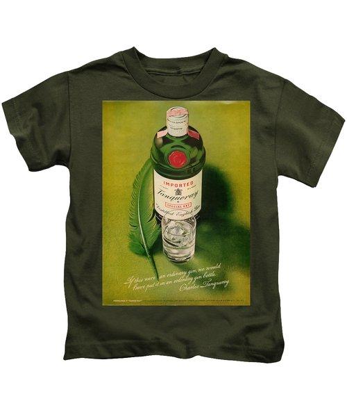 Tanqueray Gin Kids T-Shirt