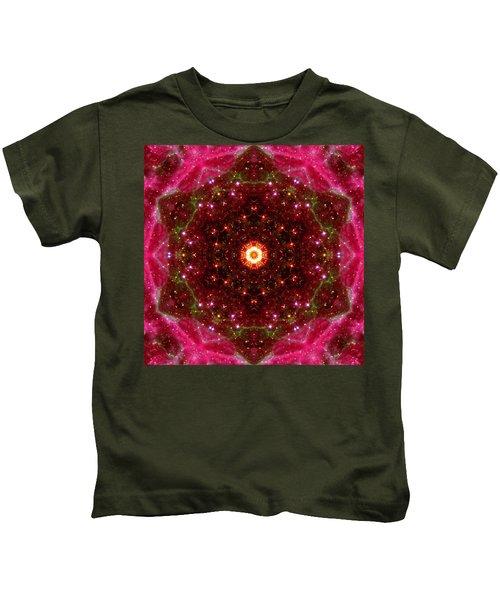 Tarantula Nebula IIi Kids T-Shirt