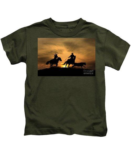 Team Work Kids T-Shirt