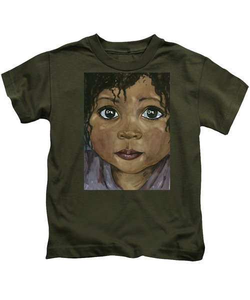 Ebony's Tears Kids T-Shirt