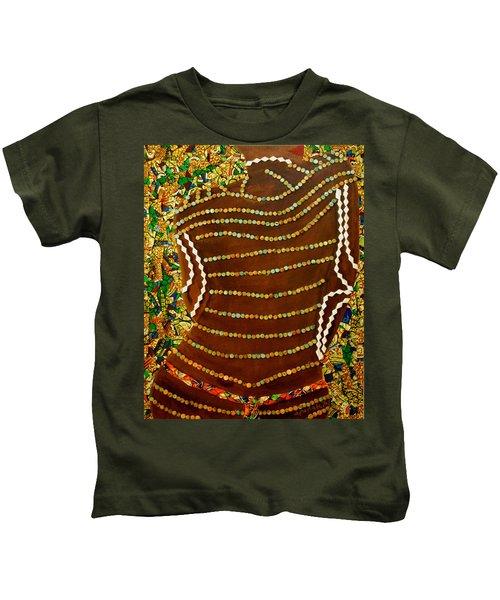 Temple Of The Goddess Eye Vol 2 Kids T-Shirt