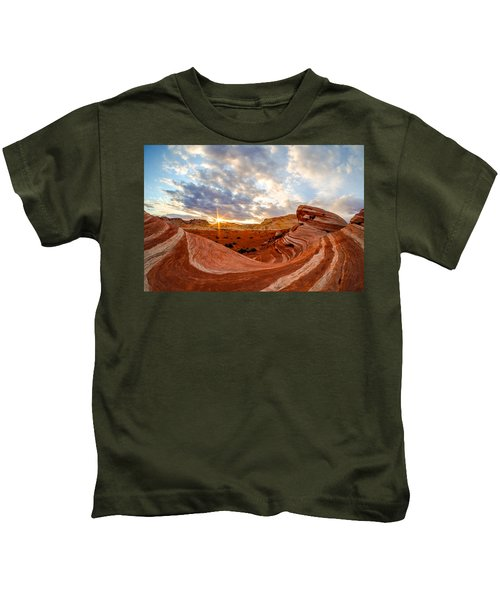 The Bacon Wave Kids T-Shirt