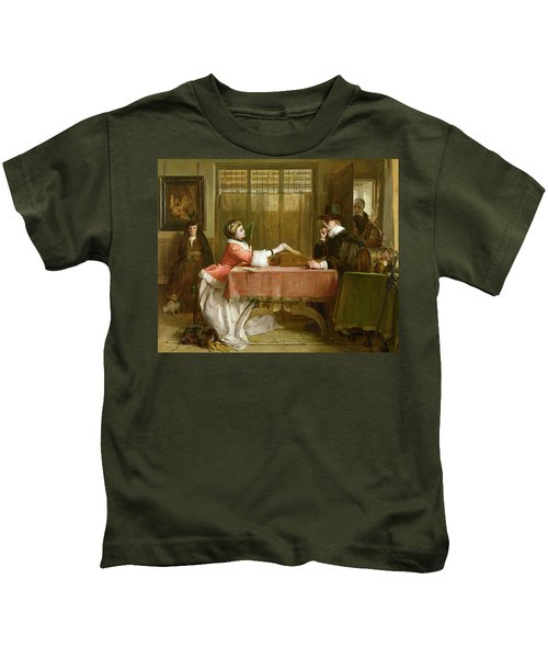 The Bankers Private Room, Negotiating Kids T-Shirt