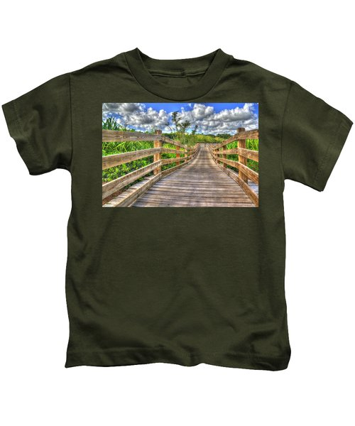 The Boardwalk Kids T-Shirt