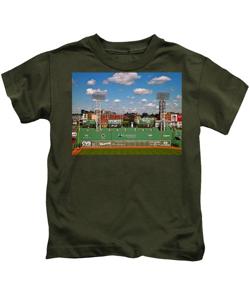 The Classic II Fenway Park Collection  Kids T-Shirt