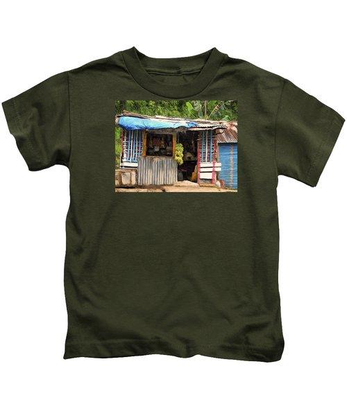 The Corner Market Kids T-Shirt