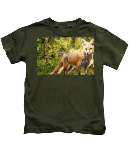 The Fox Kids T-Shirt