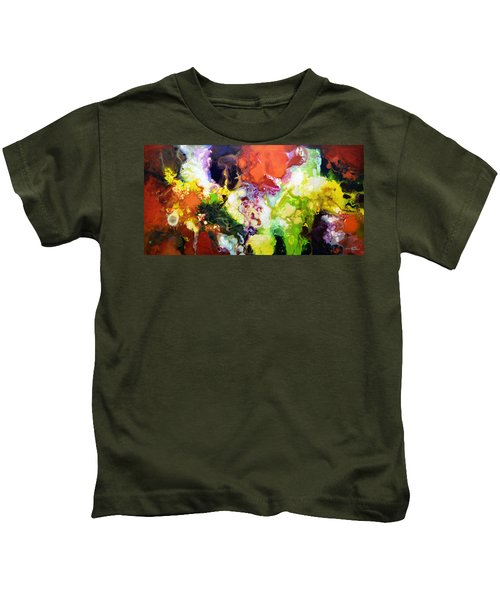 The Fullness Of Manifestation Kids T-Shirt