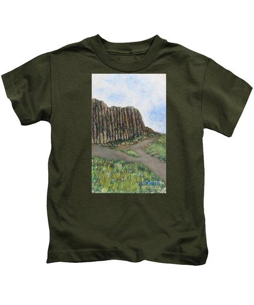 The Giant's Causeway Kids T-Shirt