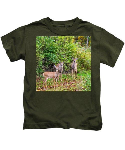 The Girls Kids T-Shirt