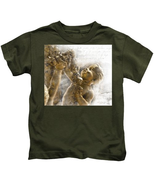 The Glory Of France Kids T-Shirt