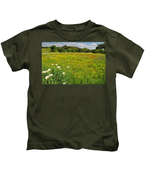 The Glory Of Spring Kids T-Shirt