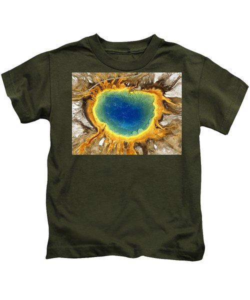 The Grand Prismatic Kids T-Shirt
