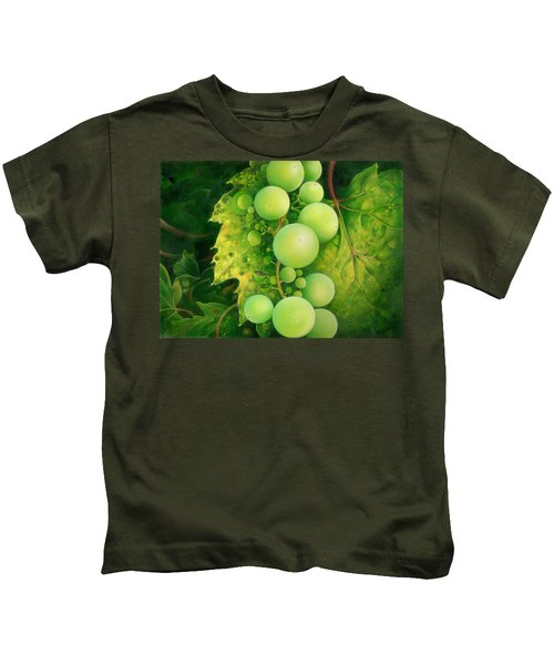 The Grapes Kids T-Shirt